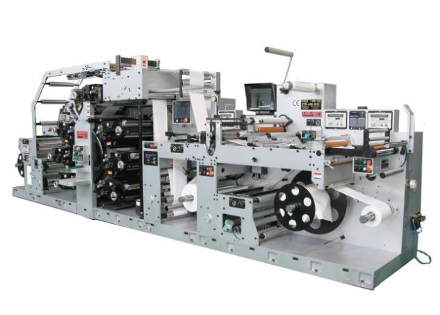 不同类型标签印刷机常见印刷质量问题介绍
